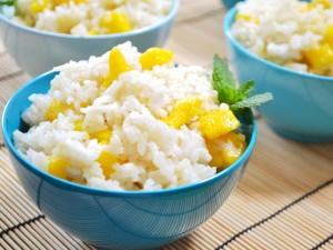 Mango Coconut Rice front